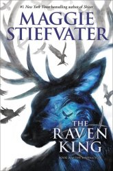 Cover- The Raven King
