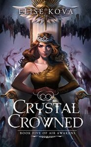 Cover- Crystal Crowned