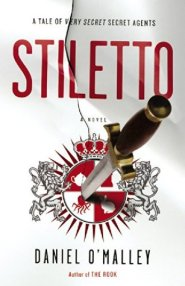 Cover- Stiletto