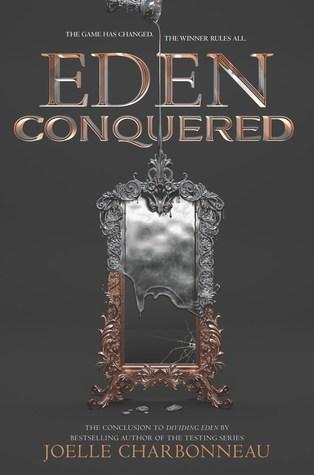 Cover- Eden Conquered
