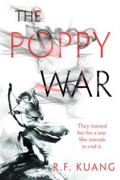 Cover- The Poppy War