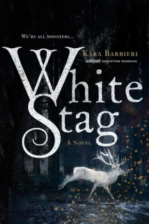 Cover- White Stag