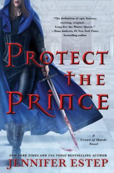 Cover- Protect the Prince